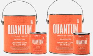 EMC Quantum UV Clear Urethane Varnish