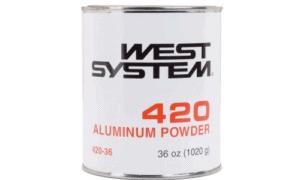 West System® 420 Aluminum Powder 36 ounces