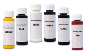 Paste Pigments for epoxy, 4 ounce