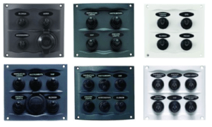 BEP Waterproof Switch Panel