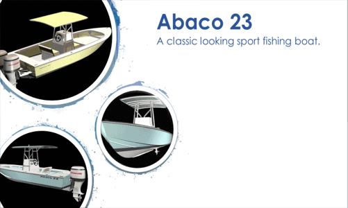 AB23 Boat Plans