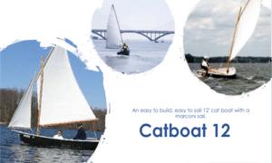 Cat Boat 12 Boat Plans (C12)