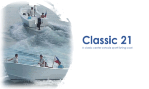 Classic 21 Boat Plans (C21)