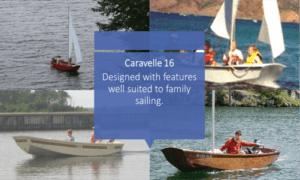 Caravelle 16 Boat Plans (CV16)