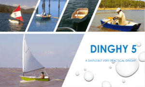 Dinghy 5 Boat Plans (D5)