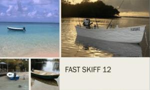 Fast Skiff 12 Boat Plans (FS12)