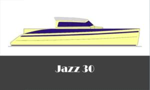 Jazz 30 Boat Plans (J30)