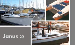 Janus 22′ Full Boat Plans (JA22)