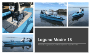 Laguna Madre 18 Boat Plans (LM18)