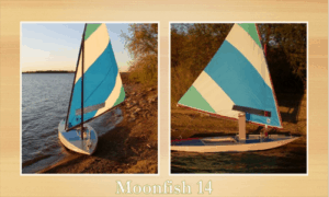 Moonfish 14 Boat Plans (MF14)