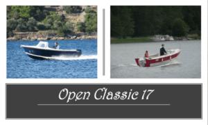 Open Classic 17 Boat Plans (OC17)
