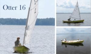 Otter 16 Boat Plans (OT16)