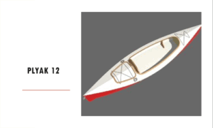 Plyak 12 Boat Plans (PY12)
