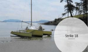 Strike 18 Boat Plans (STK18) – (Hull only)