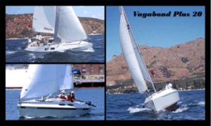 Vagabond Plus 20 Boat Plans (VG20)