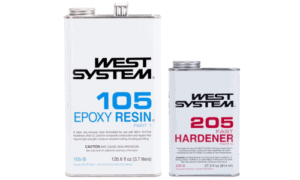 West System Epoxy Kit