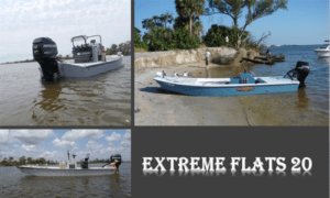 Extreme Flats 20 Boat Plans (XF20)