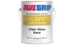 Awlbrite Clear Gloss Base