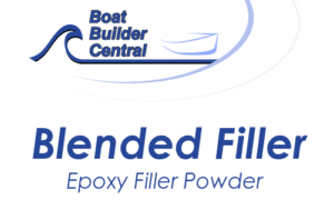 Blended Filler Epoxy Filler Powder 1/2 pound (8 oz)
