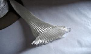 Biaxial Fiberglass Braided Sleeve – Per foot