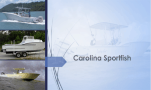 Carolina Sportfish 23 Boat Plans (CS23)