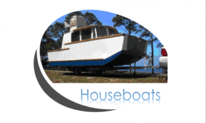 Houseboat 16 Boat Plans (HB16)