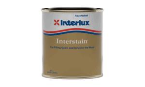 Interlux Interstain Wood Filler Stain Pint