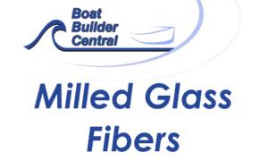 Milled Glass Fibers 1 pound (1 quart)