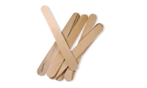 Wood Mixing Sticks 12 pack