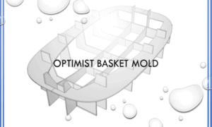 Optimist Basket Mold Kit