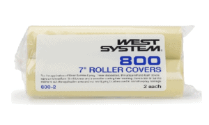 West System® Foam Roller Covers, 7″
