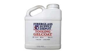 Tooling Gelcoat, 1 Gallon