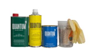 EMC Quantum 99 Polyurethane Topcoat Kits